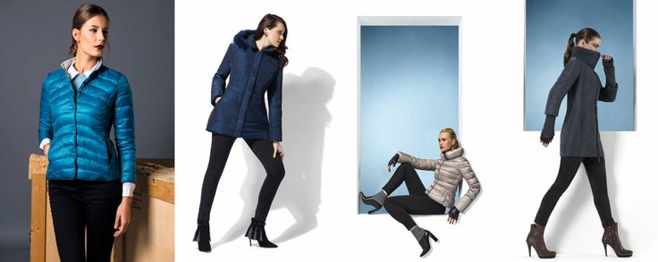 10 tendenze moda Autunno Inverno 2014/15: IL PIUMINO Punto Blu Boutique - Tarquinia