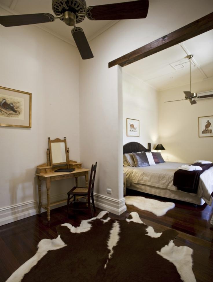 Guestroom at Arkaba Station, Flinders Ranges, SA