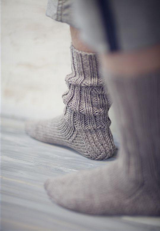 Perusvillasukat Novita Isoveli | Novita knits