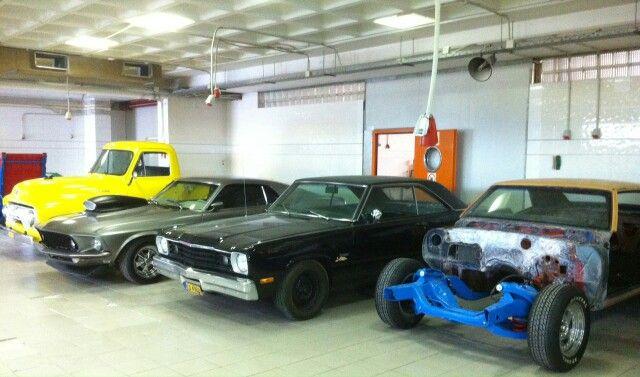 F100 mustang scamp camaro retro vintage garage