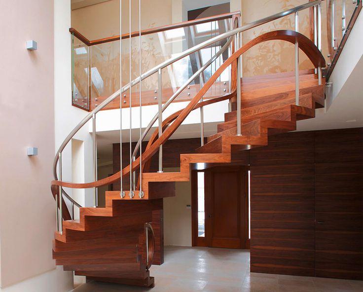 ST855 Schody nowoczesne dywanowe / ST855 Modern Zigzag Stairs