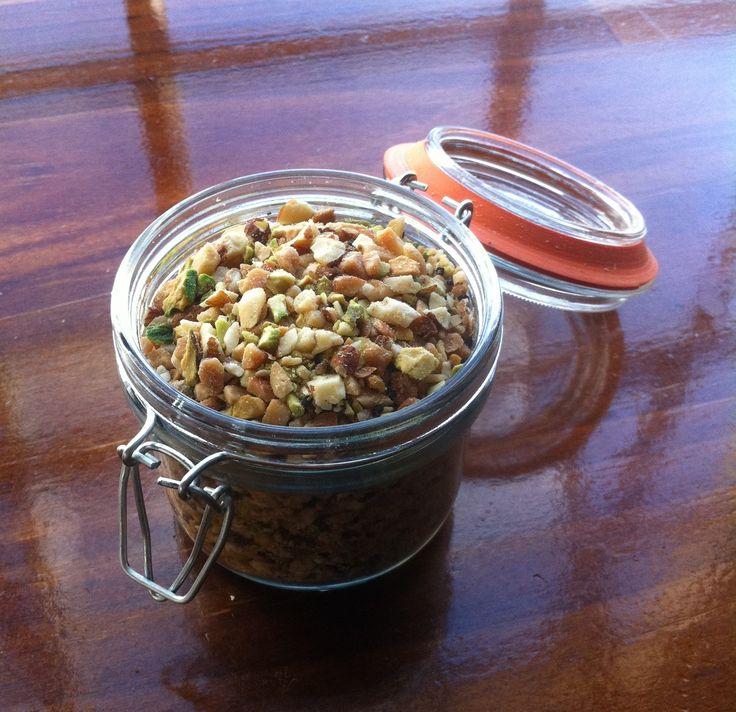 Macadamia + Lemon Myrtle Dukkah - I Quit Sugar
