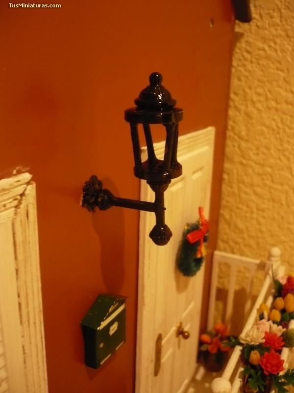 Foro de casas de mu ecas y miniaturas ver tema como - Lamparas para hacer en casa ...