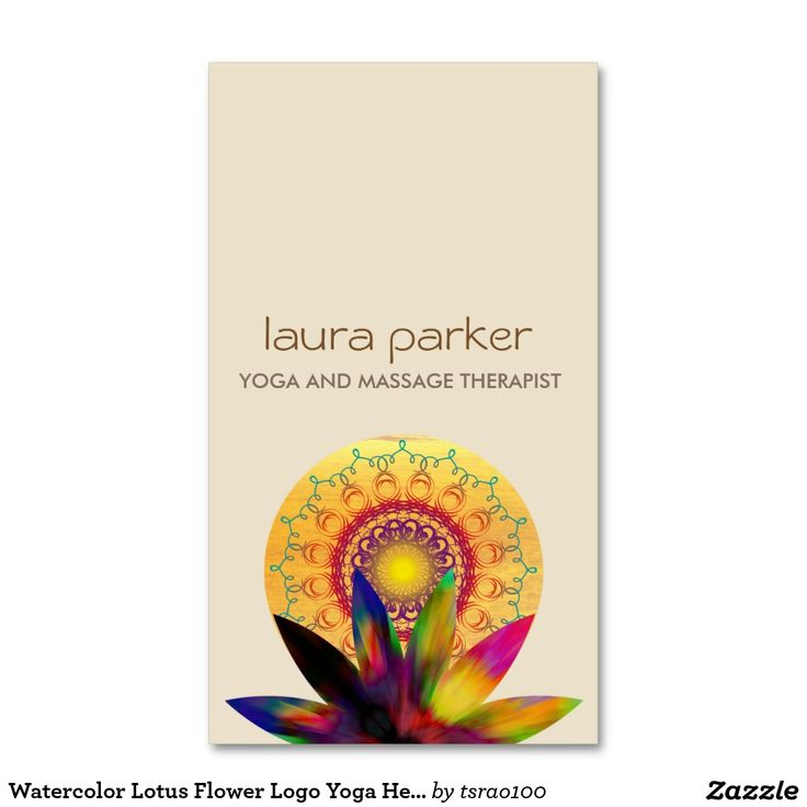 175 best Yoga Business Cards images on Pinterest | Business cards ...