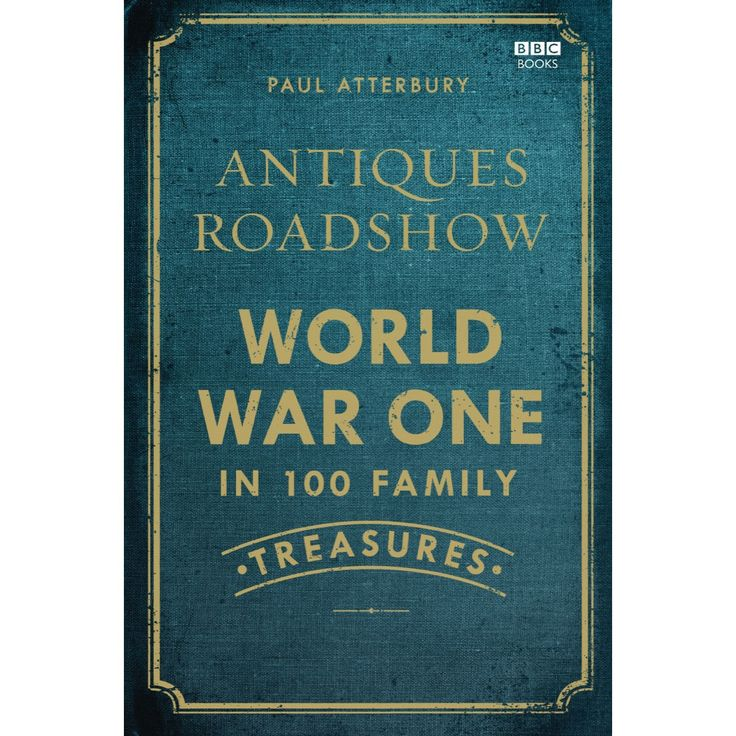 World War I in 100 family treasures