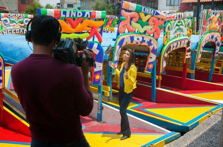 Drax Produktion: De México para Brasil