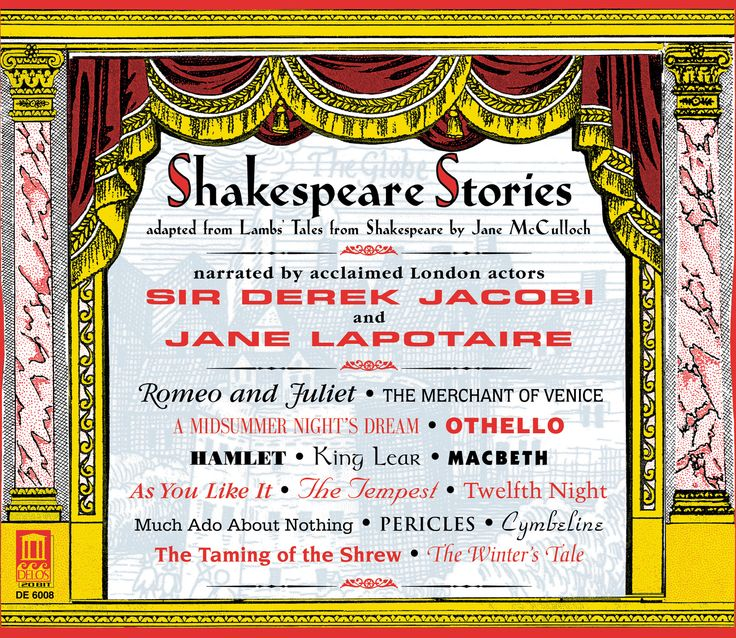 Sir Derek Jacobi - Shakespeare Stories