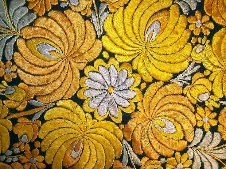 Hungarian Embroidery 101 - History   Dans le Lakehouse