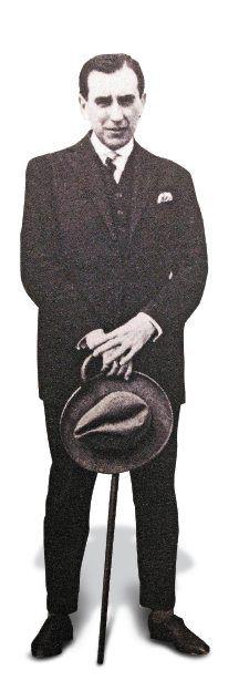 Vicente Huidobro, poeta y escritor Chileno