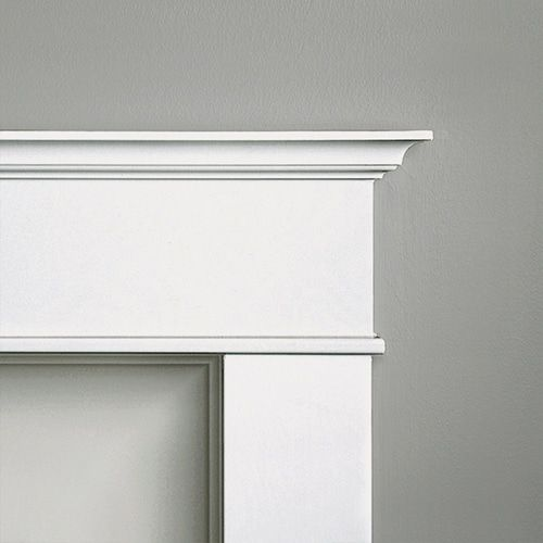 Classical Craftsman Moldings 20th Century Style In 2019