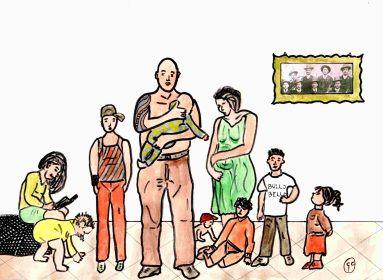 pubblicata sul sito web Vignettisti per la Costituzione art-31-costituzione