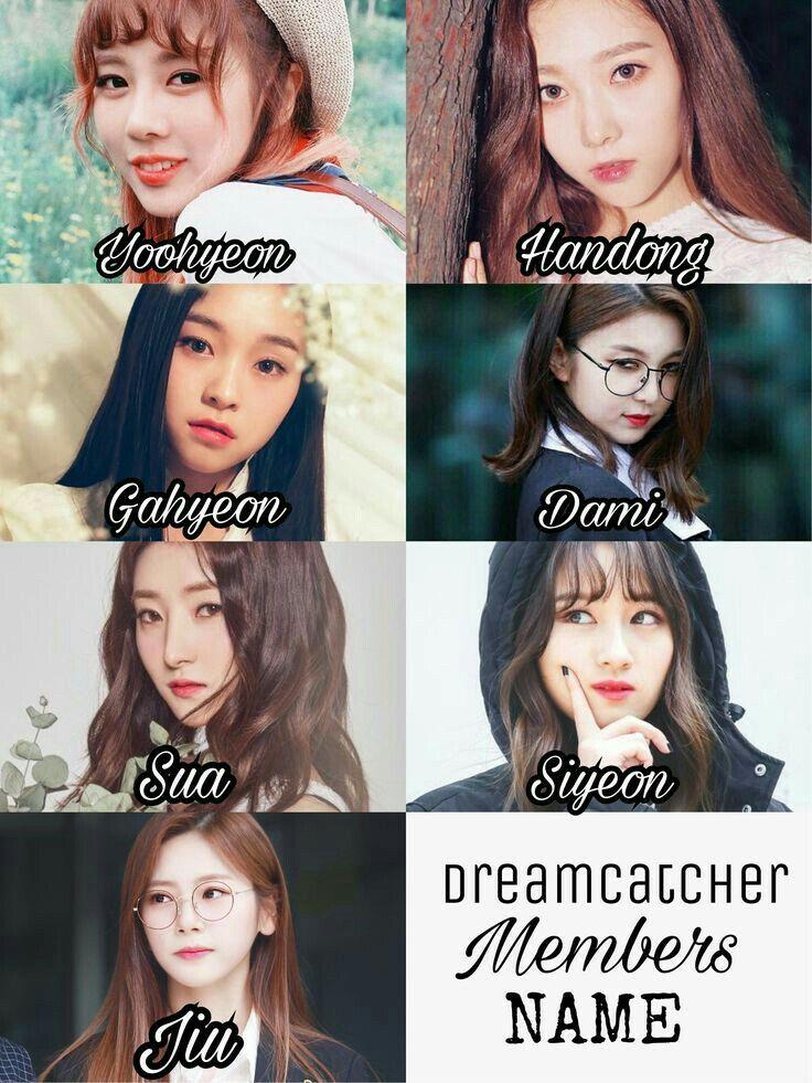 Pin By Sunnii Flower On Dreamcatcher Dream Catcher Kpop Girl Groups J Pop Bands