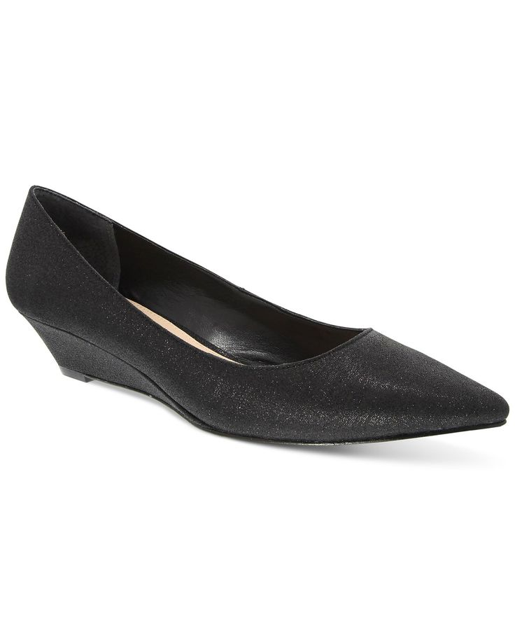 Nina liane wedge pumps pumps shoes macys wedge