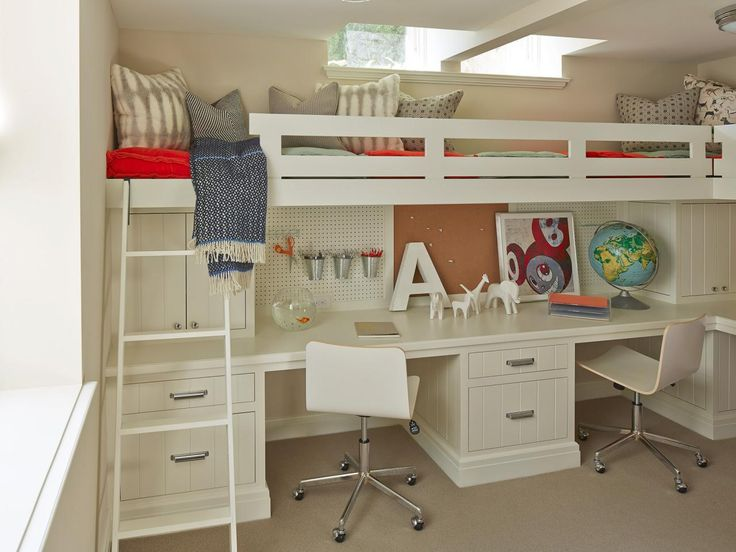 Kids Bedroom Loft Ideas 101 best loft beds images on pinterest | architecture, 3/4 beds