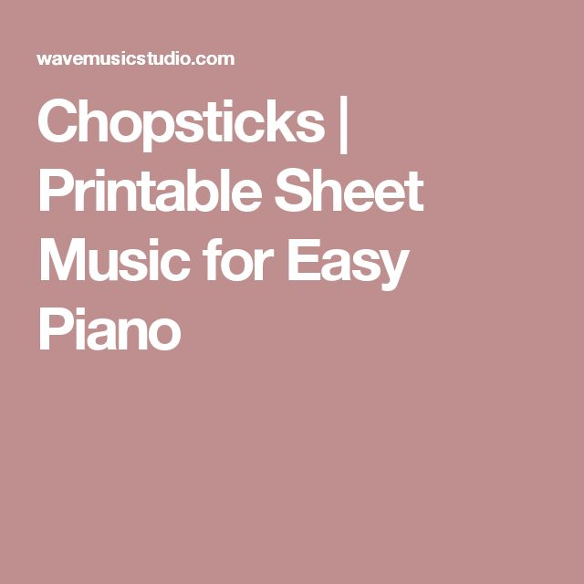 25+ Best Ideas About Printable Sheet Music On Pinterest