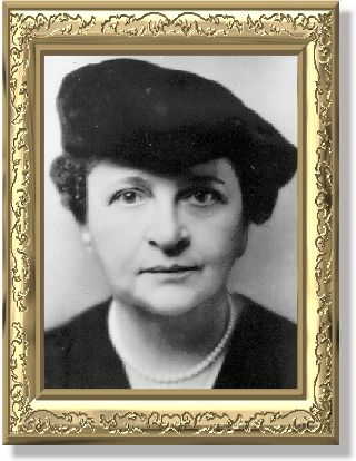 Frances Perkins, first female Cabinet Secretary and the architect of many of the labor laws we have today such as minimum wage, overtime, unemployment benefits, and the standard 40 hr work week. C/o Ashley C.