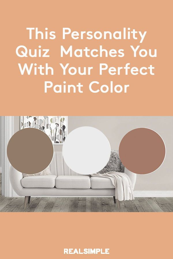 Sherwin Williams Created A Personality Quiz To Match You