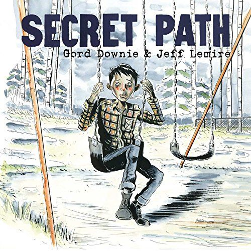 "Secret Path by Gord Downie Secret Path is a ten song digital download album by Gord Downie with a graphic novel by illustrator Jeff Lemire that tells the story of Chanie ""Charlie"" Wenjack, a twelve-year-old boy who died in flight from the Cecilia Jeffrey Indian Residential School fifty years ago."