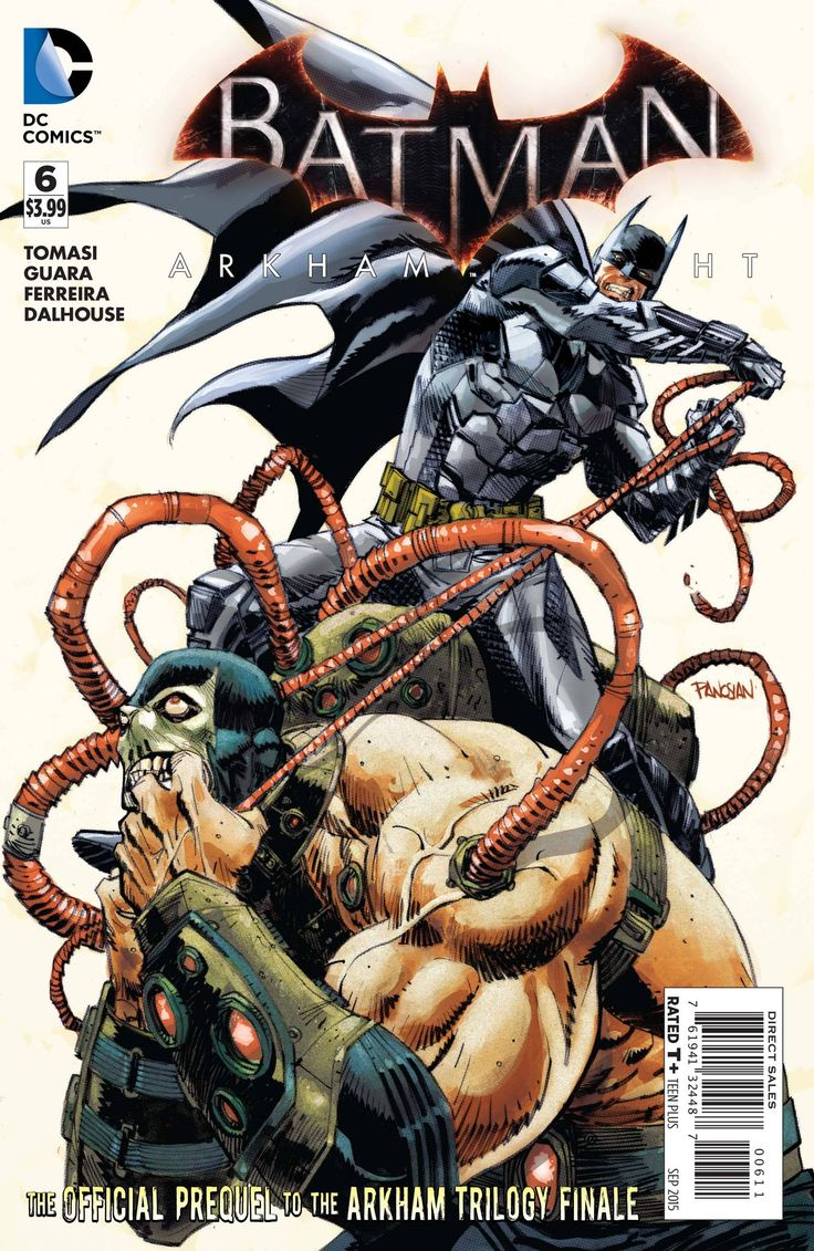 Just when Bane gets the upper hand on Batman, a surprising ally joins the fight…