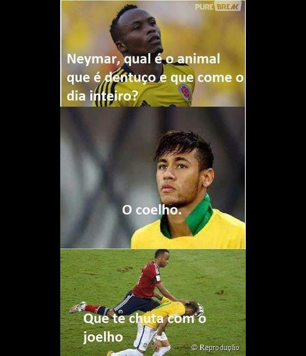Mensagens Especiais: Memes da copa 2014