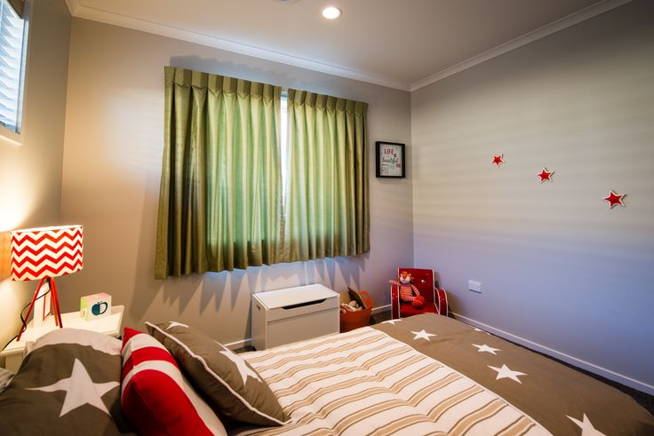 A star in their eye. Kids bedrooms to inspire creative minds.