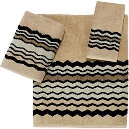 jcpenney.com | Avanti Lauren Linen Bath Towels