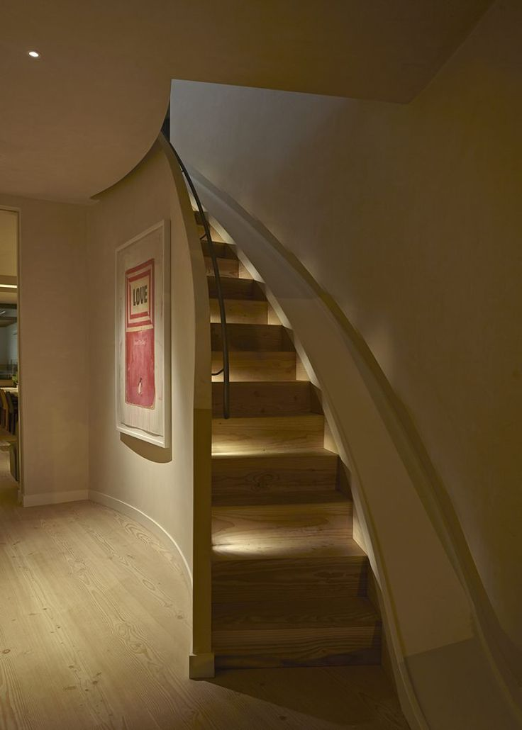 Lighting Basement Washroom Stairs: Best 25+ Led Stair Lights Ideas On Pinterest