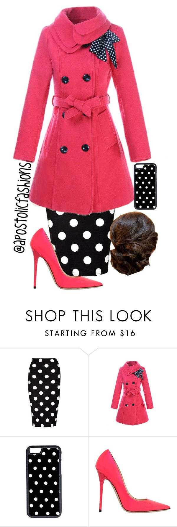 """Apostolic Fashions #879"" by apostolicfashions on Polyvore featuring So in Fashion, CellPowerCases and Jimmy Choo"