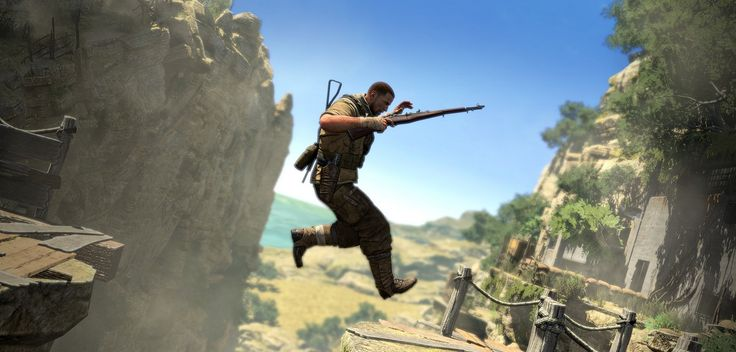 Sniper Elite 4 trailor released...