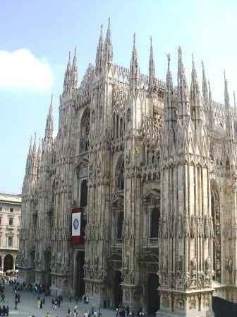 ミラノのドゥオモ ミラノ旅行・観光のおすすめスポットを集めました。