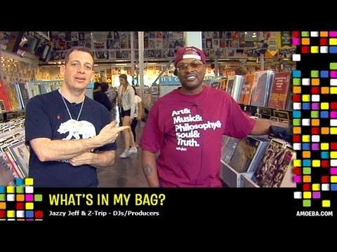 Jazzy Jeff and Z-Trip - What's In My Bag?