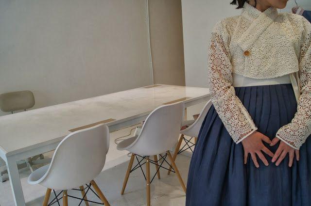 이노주단 한복, KOREAN TRADITIONAL DRESS, 레이스 한복