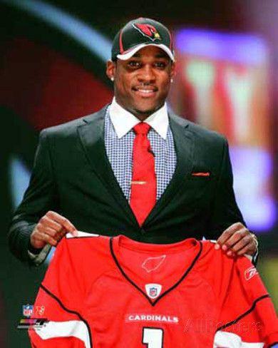patrick peterson | Patrick Peterson 2011 NFL Draft #5 Pick Photo at AllPosters.com