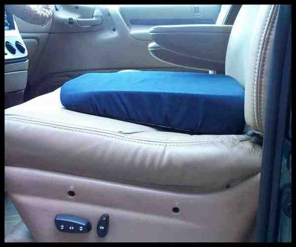 Best Types Of Seat Risers For Cars