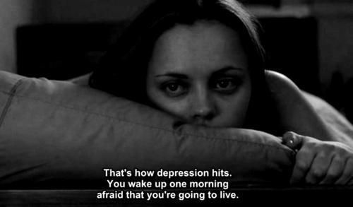 Movie Quotes About Depression
