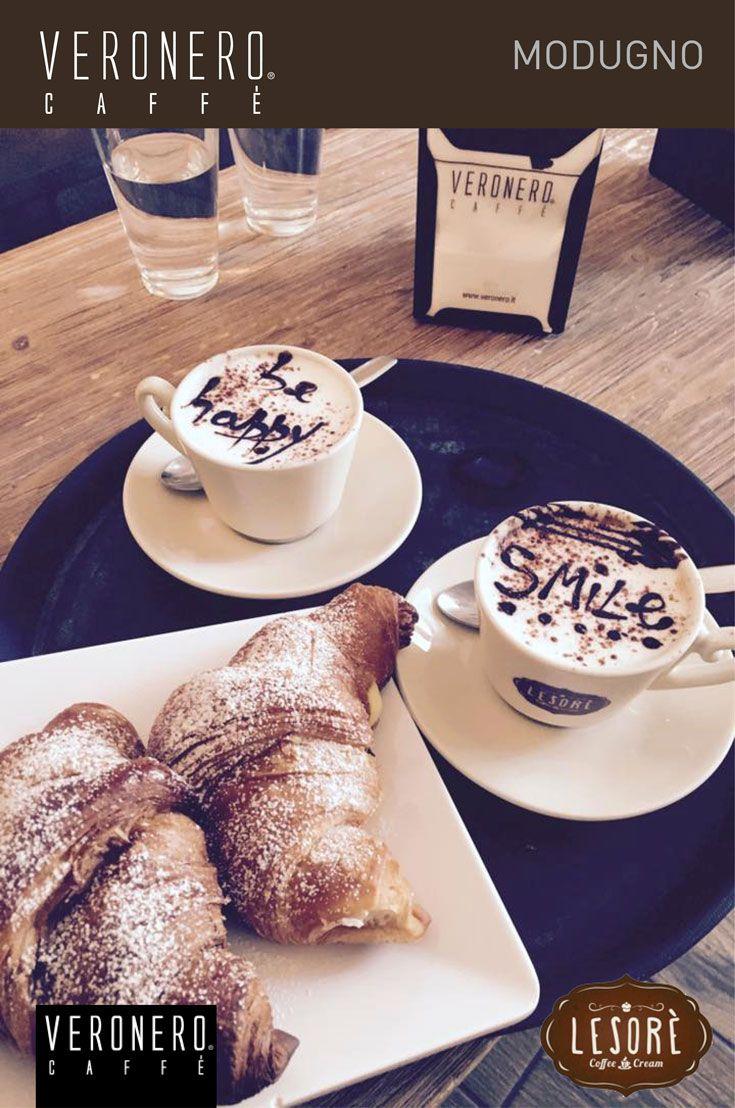 Inizia la giornata con la colazione da Lesorè assaporando l'aroma unico di #veronerocaffè #passioneperilpiacere