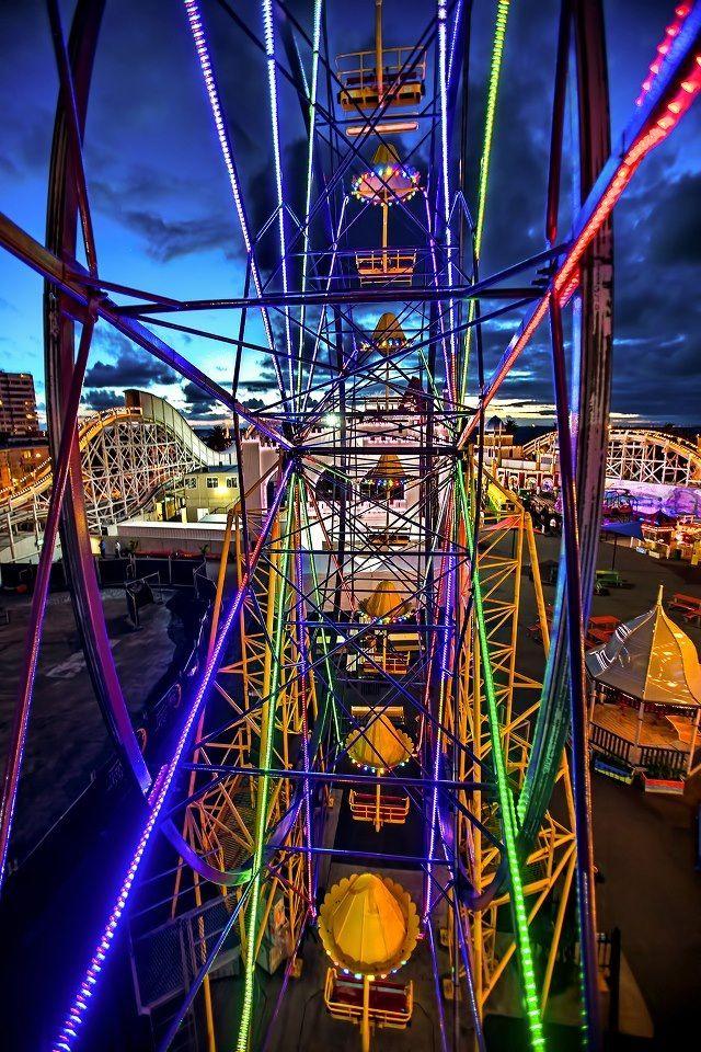 25 best images about melbourne australia on pinterest for Puerta 7 luna park