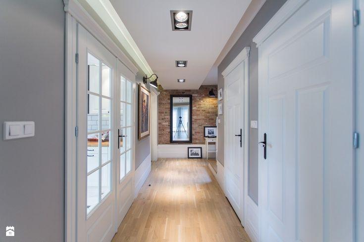 Hol / Przedpokój styl Skandynawski - zdjęcie od emDesign home & decoration - Hol / Przedpokój - Styl Skandynawski - emDesign home & decoration