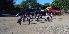 Regresa a la normalidad educativa el Centro Escolar Juchitán y 97% de escuelas en Oaxaca