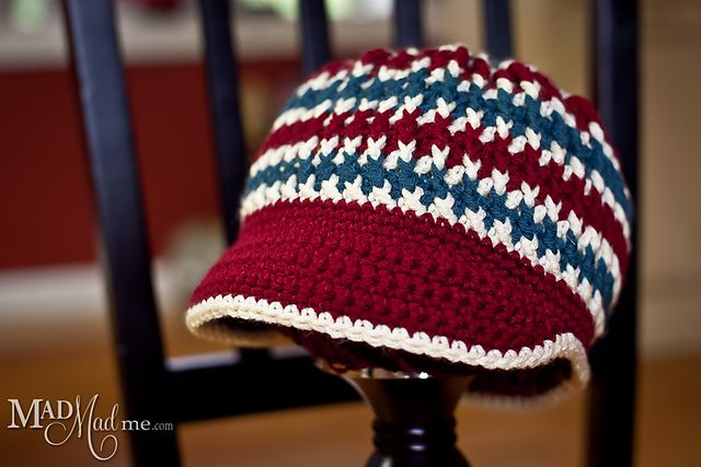 Ravelry: Mad Cap in Cables pattern by @Mad Mad me