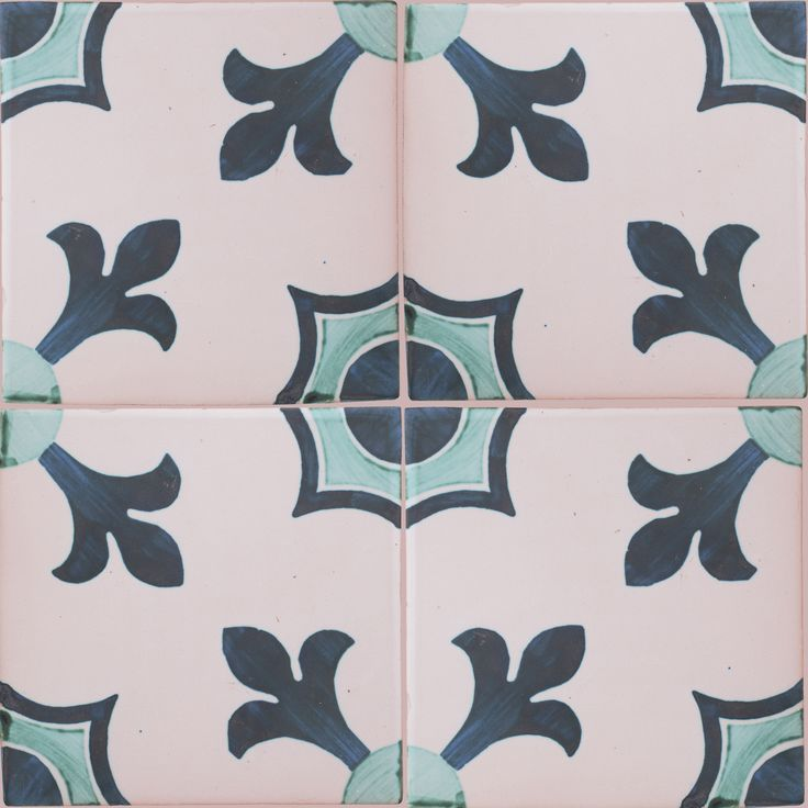 Huelva ¦ Andalusian Collection by #TileDesire _ An exquisite touch of mediterranean colours and floral motifs ideal for your #bathroom, #splashback or #patio to make an impression in either setting suitable for floors and walls. #tile #desire #tiles #handmade #handpainted #decor  #kitchentiles #handpaintedtiles #ceramic #ceramictiles #interiors #mediterraneantiles #terracottatiles #terracotta #zellige #decorativetiles #spanishtiles #patterntiles #huelva #andalusia #andalusiantiles…