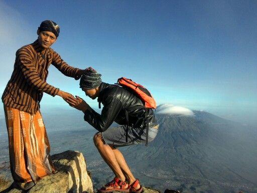 Mt Sumbing,Temanggung-Wonosobo,Central Java,Indonesia
