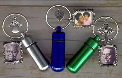 B3S,Memorial Urn,Keepsake Urn,Cremation Urn,Jewelry Urn,Keychain Urns