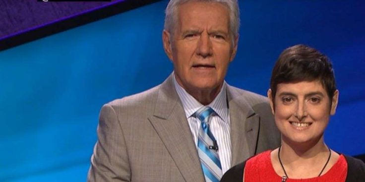 Part 1 Jeopardy! Contestant Who Died Before Episode Aired  The Austin, Texas, resident may have passed away before her episode aired on Tuesday, but she did win $22,801, defeating a seven-day champ. The episode otherwise aired without any alterations or in-show tribute today. According to Mashable, Stowell planned to donate her winnings to cancer research. Screengrab via CBS News/YouTube Jeopardy! H/T Mashable