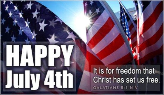 Happy 4th