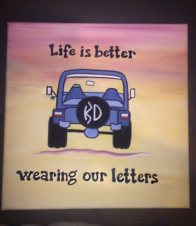 Kappa Delta Canvas