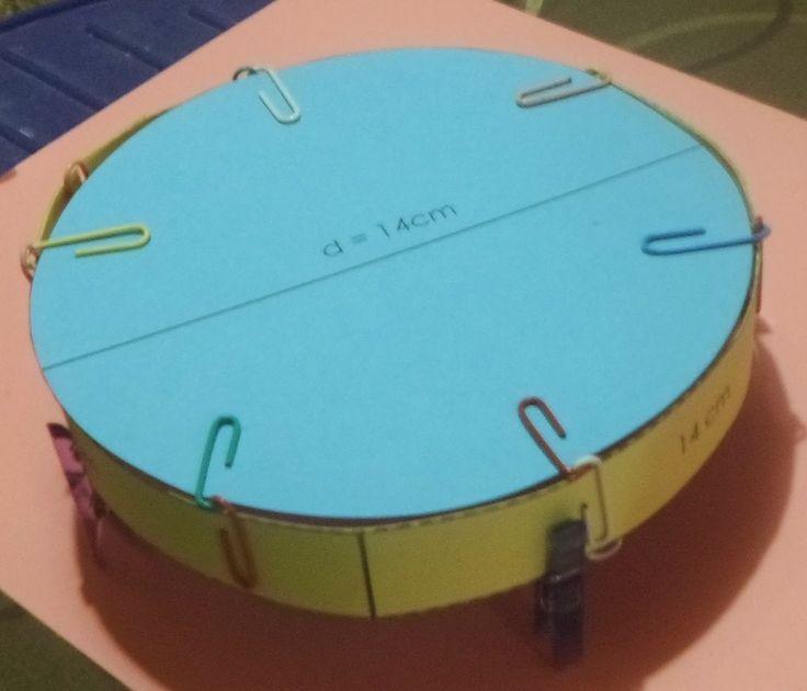Pi Day Activity - Proving Circumference #math