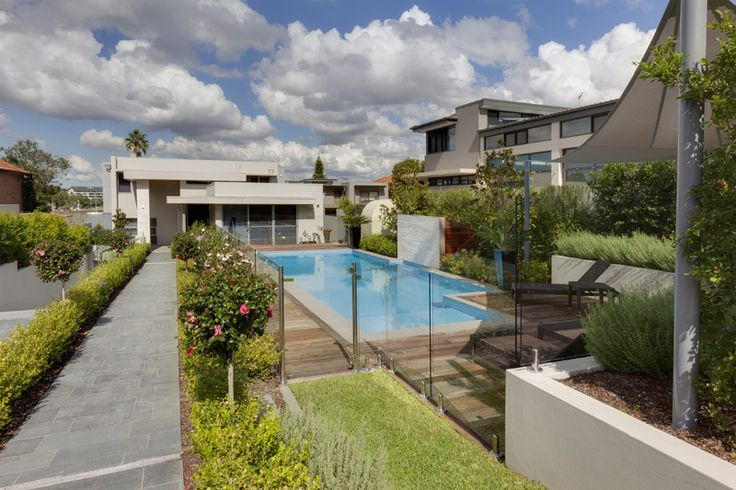 Lap Pools - Henley-Pool-Project by Sydney Pool Builder - Sunrise Pools