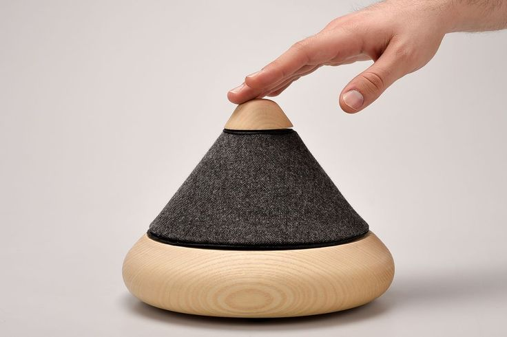 Hype is an omni-directional, compact, hi-fi speaker that packs a powerful punch despite being so simple!
