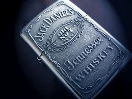 Beautifully engraved Jack Daniels Zippo Lighter. #Zippo #JackDaniels #Jack